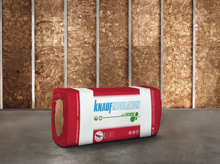 Knauf Insulation Mineral Wool 35